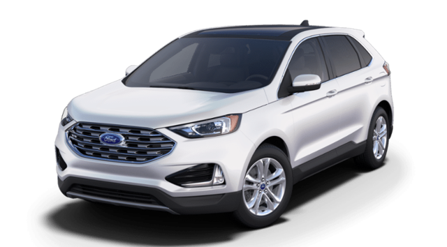 New 2020 Ford Edge SEL Crossover Pottstown